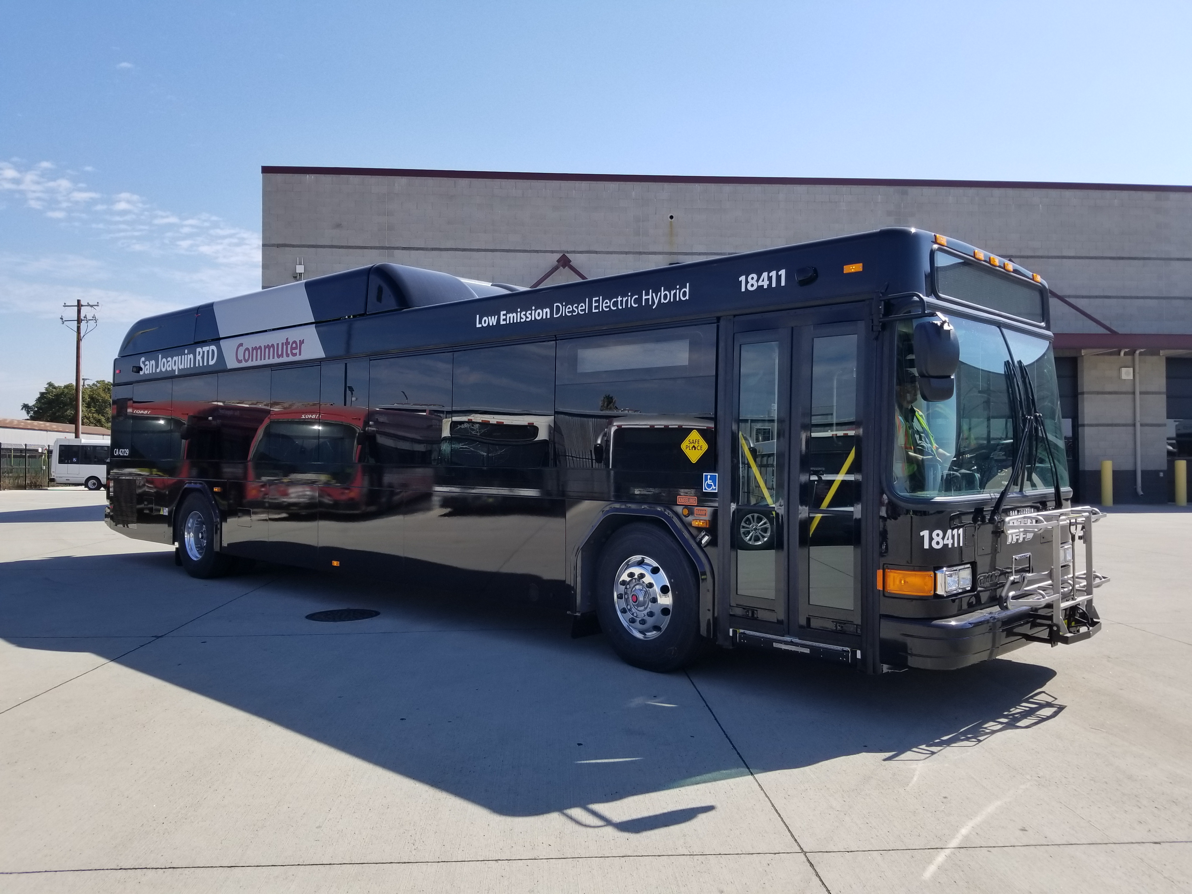 RTD Commuter Bus